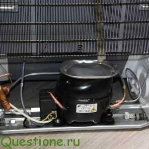 Зачем компрессор в холодильнике?
