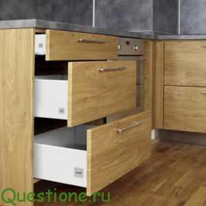 Как правильно выбрать кухонную фурнитуру и комплектующие?