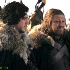Джон Сноу не бастард а законный сын Неда Старка?