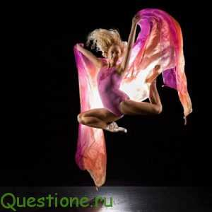 Какие движения в танце канкан