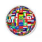 Какие страны используют английский язык?