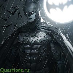 Кем был создан batman?