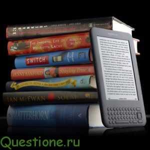 Книга или ридер? Приобретаем карманную читалку