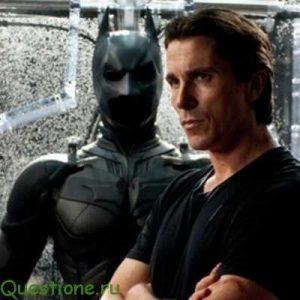 Кристиан Бейл почему не снимается в роли бэтмена?