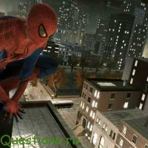 Почему не работает игра человек паук?