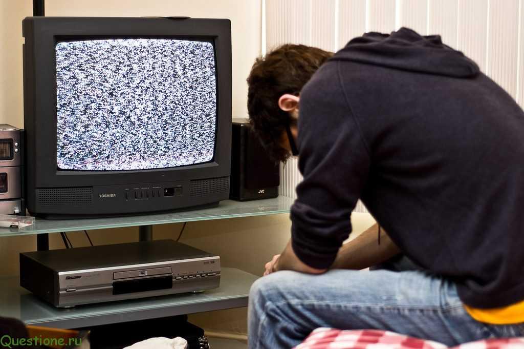 Почему не работает телевидение сегодня?