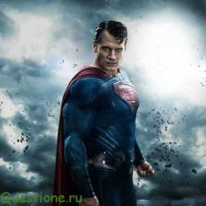 Почему супермена не узнают в обычной жизни, ведь он не носит даже маску?