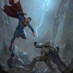 Зачем бэтмен убил супермена?