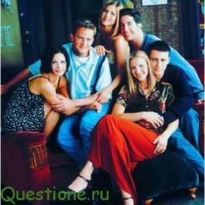 Почему в сериале друзья русские плакаты и никто не носит лифчики?
