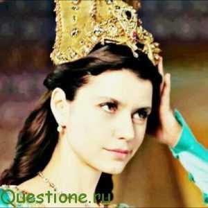 Почему в сериале кесем поменяли актрису Анастасию?
