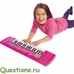 Как выбрать синтезатор для обучения ребенка?