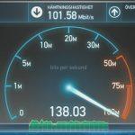 Почему скорость интернета меньше заявленной?
