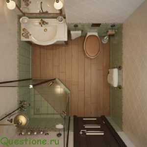 Как лучше всего обустроить ванную комнату?