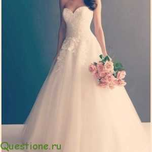 Какое свадебное платье подойдёт именно вам?