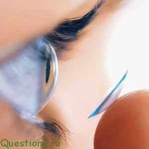 Что нужно учитывать при выборе двухнедельных контактных линз?