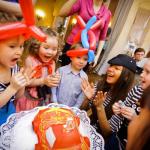 Как весело провести детский праздник в Москве?