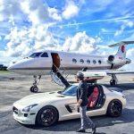 Существует аренда частного самолета с экипажем