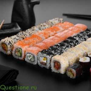 Где Заказать суши и роллы Макароллыча?