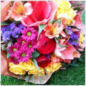 Почему сегодня удобно заказывать букеты цветов онлайн?