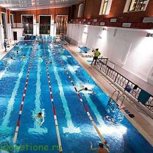 Почему стоит посещать фитнес клуб с бассейном?