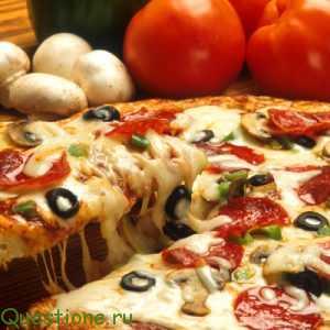 Топ-5 самых вкусных пицц в мире?