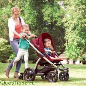 До какого возраста ребенок должен ездить в коляске