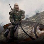 Почему лошадь Геральта зовут «Плотва» как рыбу?