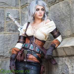 Ведьмак 3 почему Цири дочь Эмгыра?
