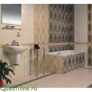 Какая настенная плитка в Краснодаре лучше?