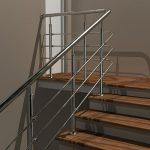 Из чего состоит межэтажная лестница?